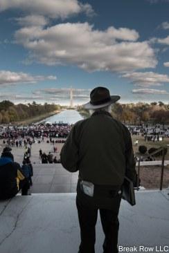 National Parks officer
