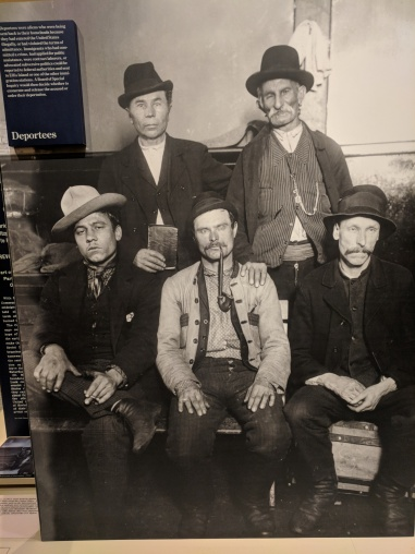 Does the man in the top left look like Mel Brooks to anyone?