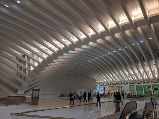 Trade Center Subway