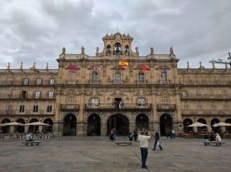 Plaza Mayor, Salamanca, Spain